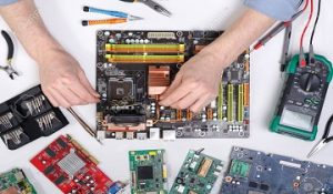 Apple MacBook Motherboard Repair In Delhi