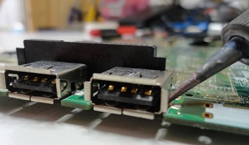 usb port repair